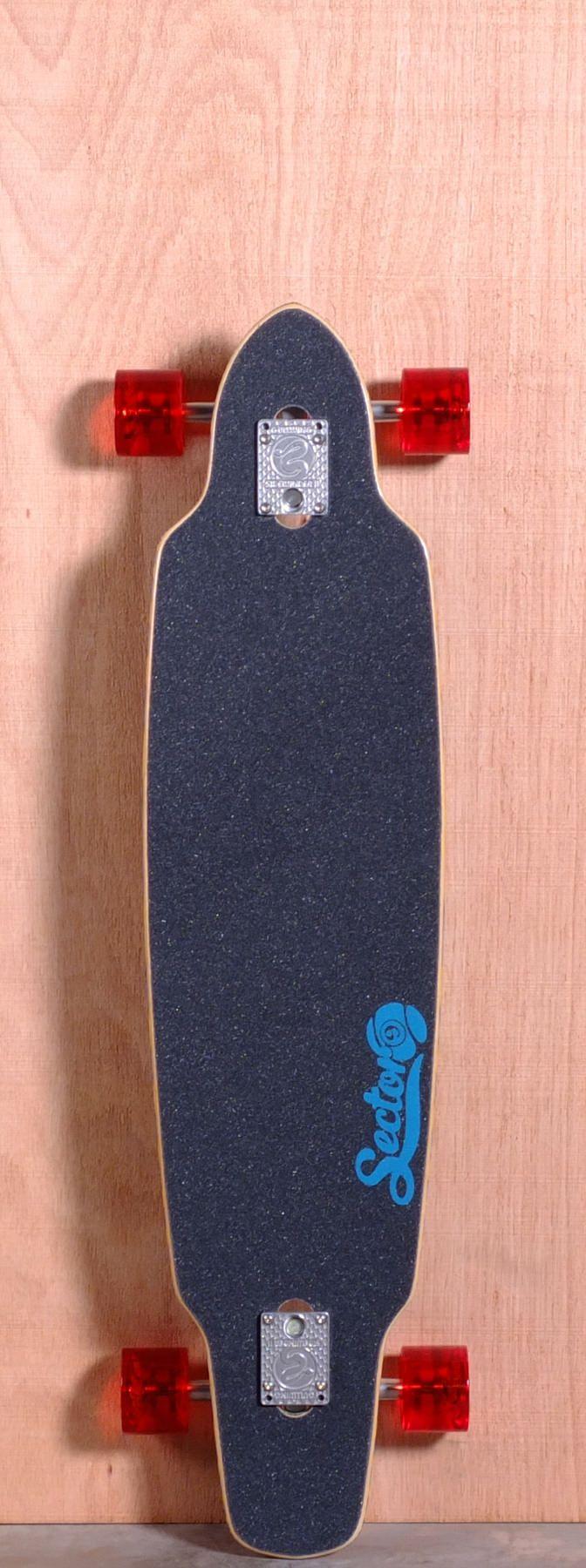"Sector 9 39"" Horizon Longboard Complete - Blue"