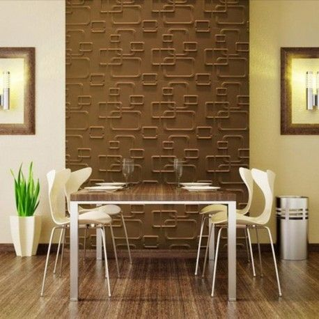 Placas decorativas para pared