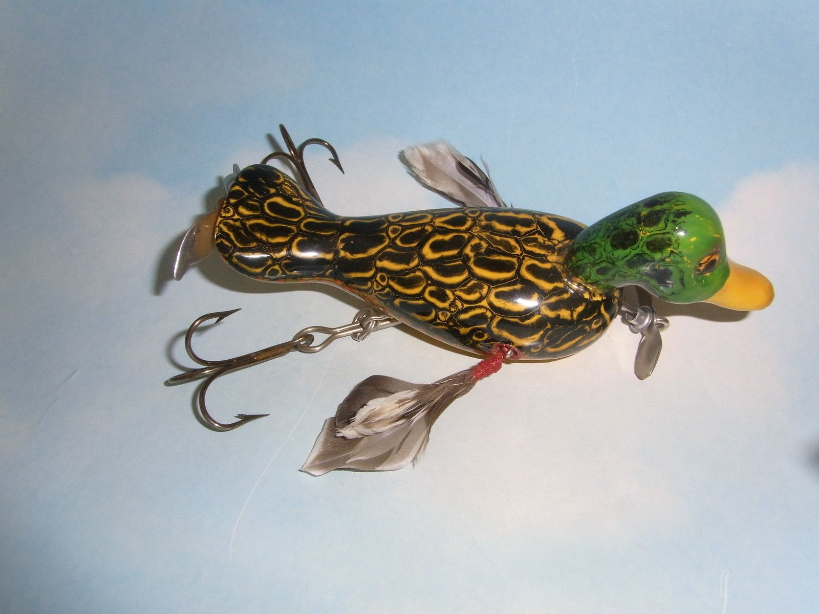 Share for Duck fishing lure