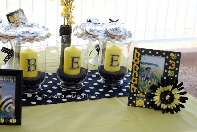 bee crafts. Gift idea for my mom...her name is Bee