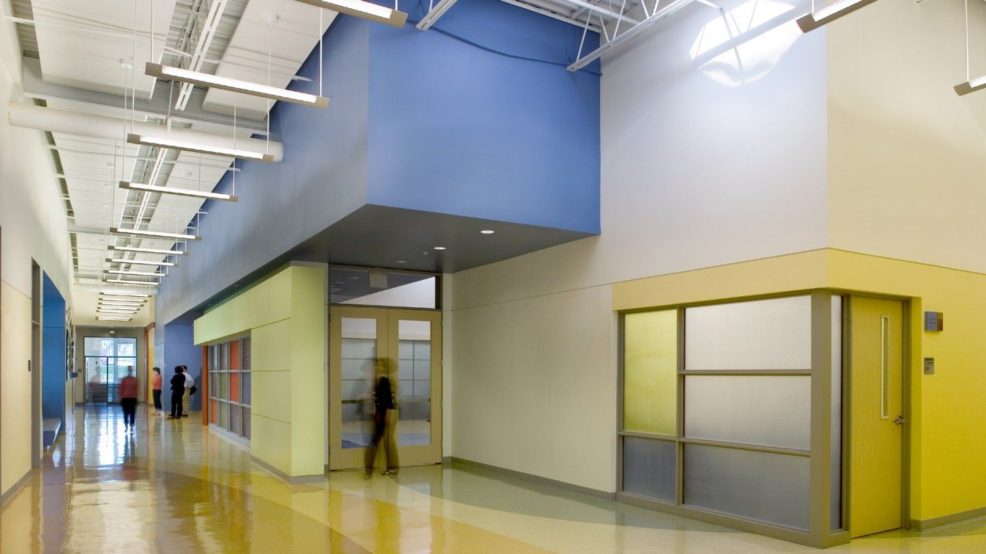 Forbush School For Autism Projects Schools For Autism School Architecture School Design