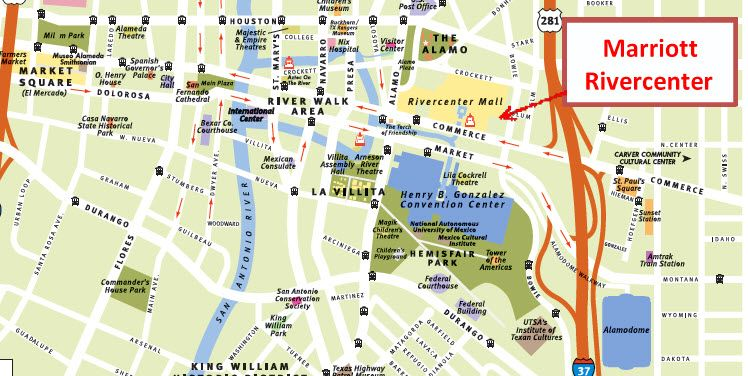 San Antonio Hotel Map | 2018 World's Best Hotels on map of bismarck hotels, map of pueblo hotels, map of topeka hotels, map of marathon hotels, map of sandusky hotels, map of west palm beach hotels, map of saratoga springs hotels, map of condado hotels, map of puerto aventuras hotels, map of newport hotels, map of fremont hotels, map of rancho mirage hotels, map of jackson hotels, map of airport hotels, map of lancaster hotels, map of old san juan hotels, map of california hotels, map of port clinton hotels, map of new braunfels hotels, map of nags head hotels,