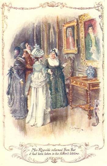 Jane Austen - Orgoglio e pregiudizio, Vol. III - cap. 1 (43)
