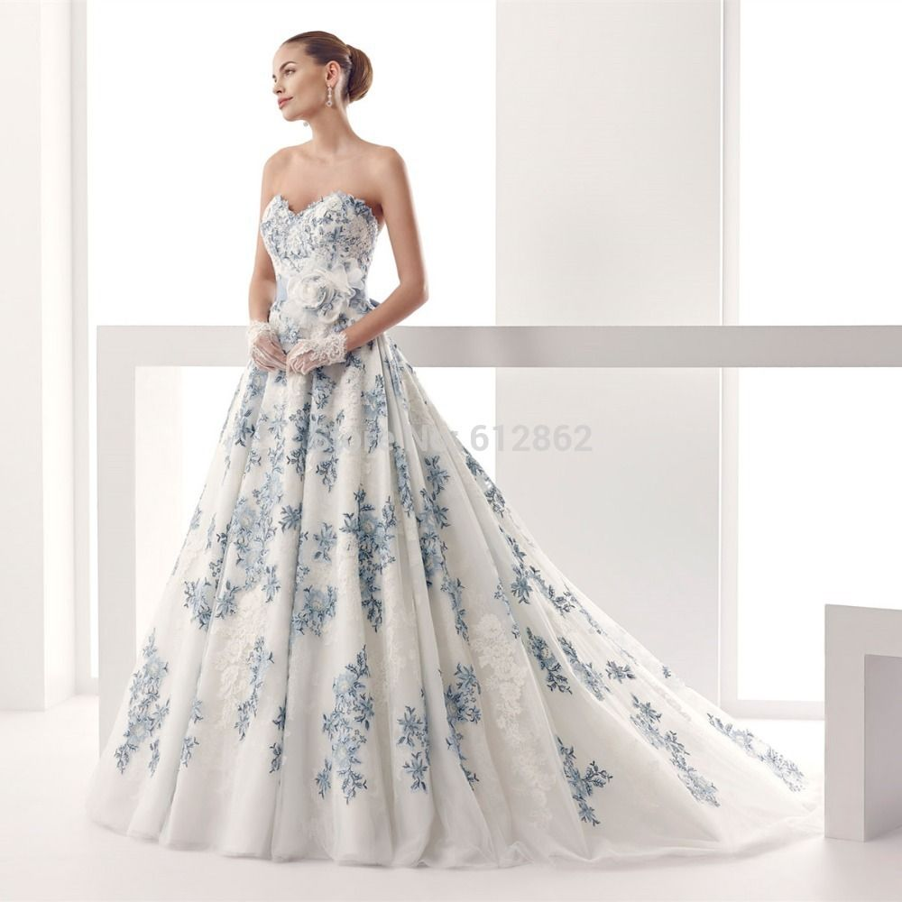 Find More Wedding Dresses Information about Strapless Sweetheart