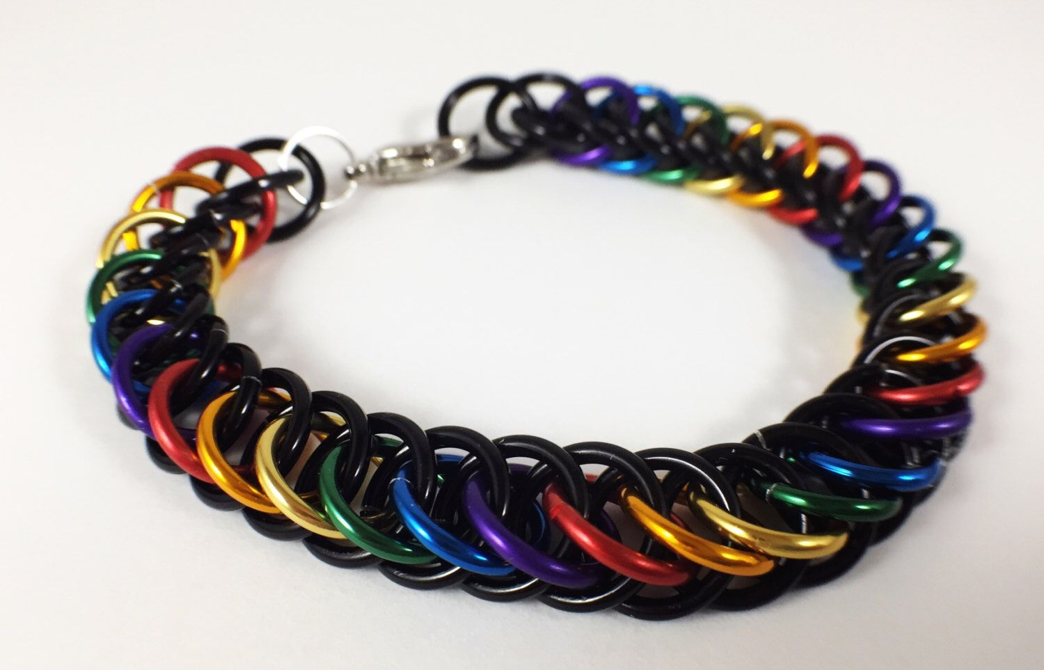 gay bracelet pride products rainbow gaypridehub love hope lgbt