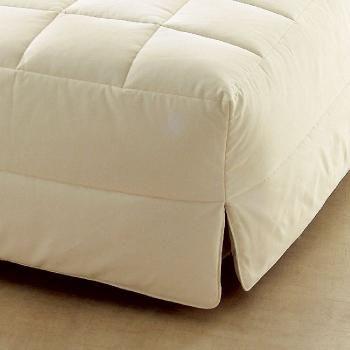 photo comment coudre un couvre lit matelasse