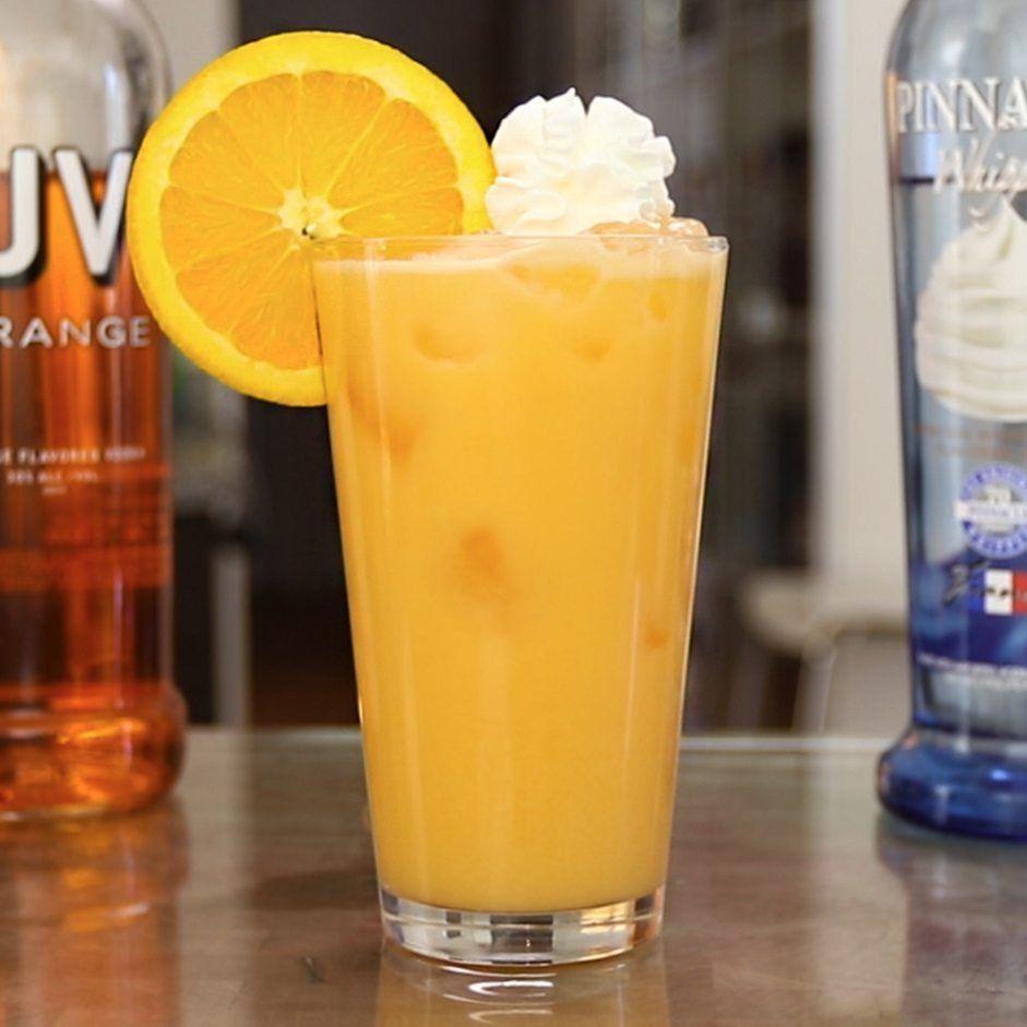 Peach Schnapps Drinks