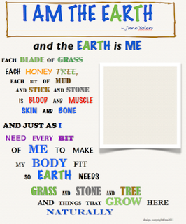 Earth Day April 22 Go Green Environment Poetry Poem