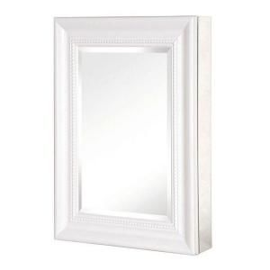 Pegasus 15 In X 26 In Framed Recessed Or Surface Mount Bathroom Medicine Cabinet With Recessed Medicine Cabinet Medicine Cabinet Mirror Bathroom Cabinets Diy