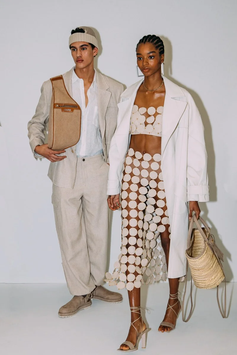 The Best Backstage Photos From The Fall 2020 Menswear Shows In Paris Fashion Inspo Paris Shows Jacquemus