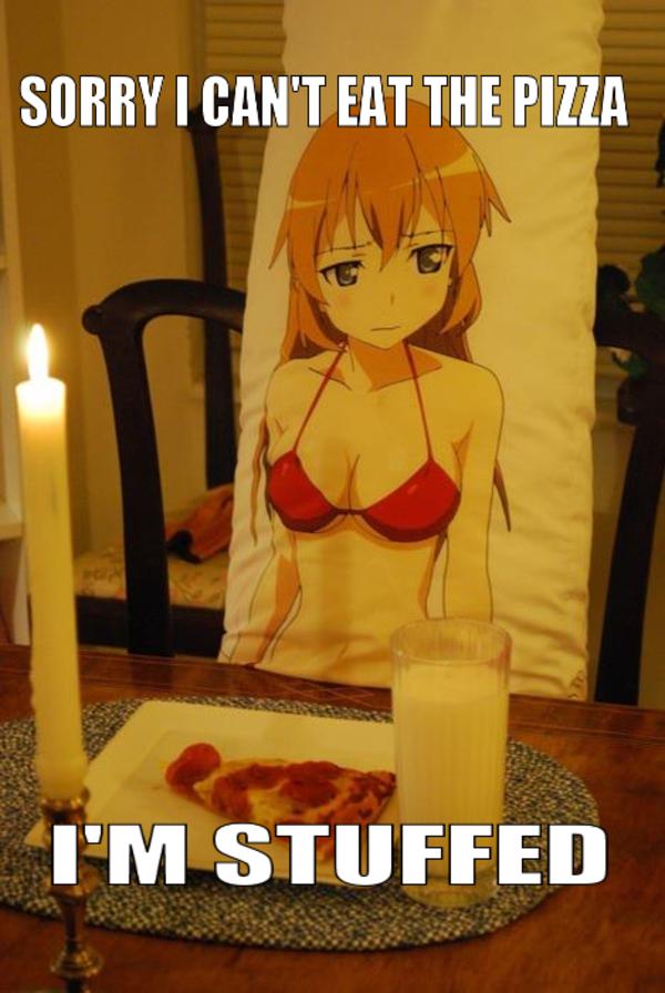 Anime Pillow Meme