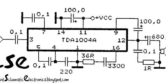 30 Watt subwoofer power amplifier circuit | subwoofers