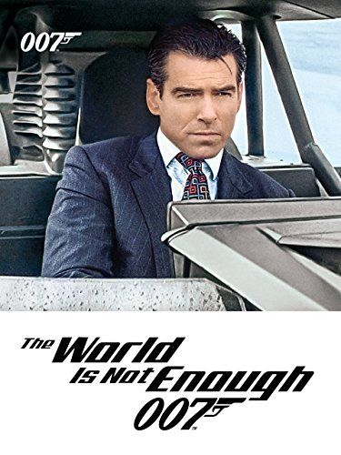 Dvd The World Is Not Enough Pierce Brosnan Movie Covers