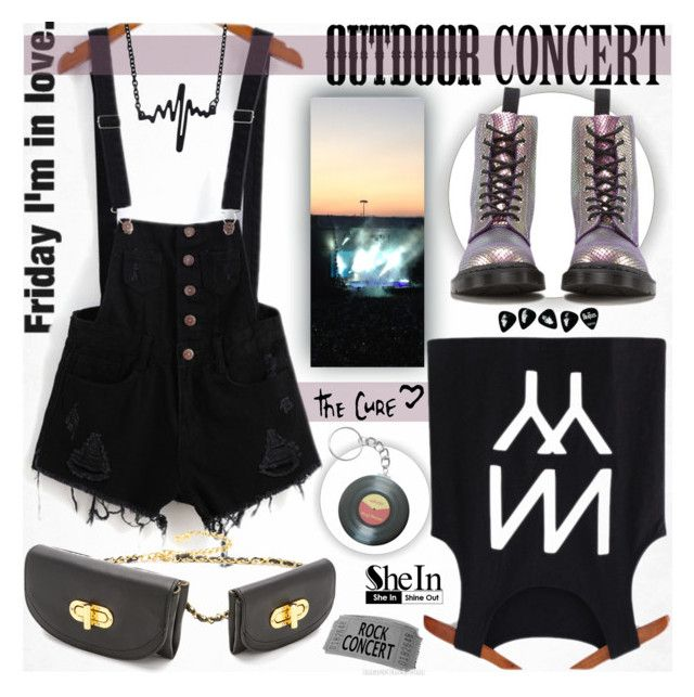 """Outdoor Summer Concert"" by katjuncica ❤ liked on Polyvore featuring Erin Dana and outdoorconcert"