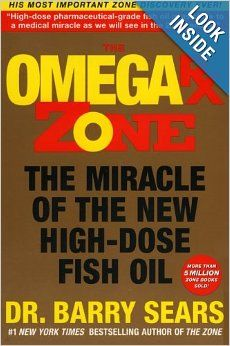 Robot Check Higher Dose Fish Oil Barry Sears
