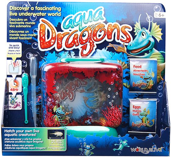 Bring Your Own Little Sea Dragons To Life With This Awesome Aqua