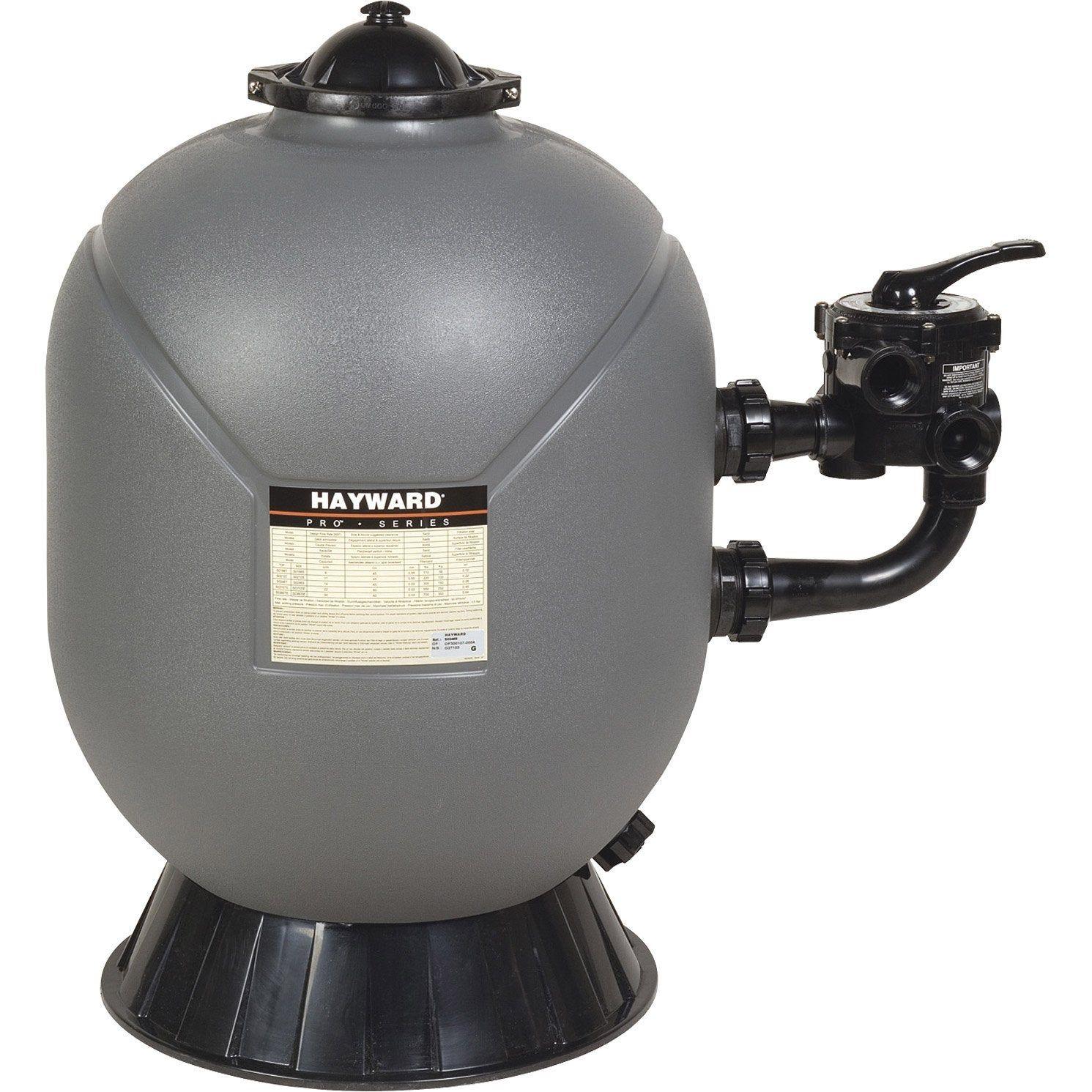 Filtre A Sable Pour Piscine Hayward 11 M H Filtre A Sable Filtre Et Piscine