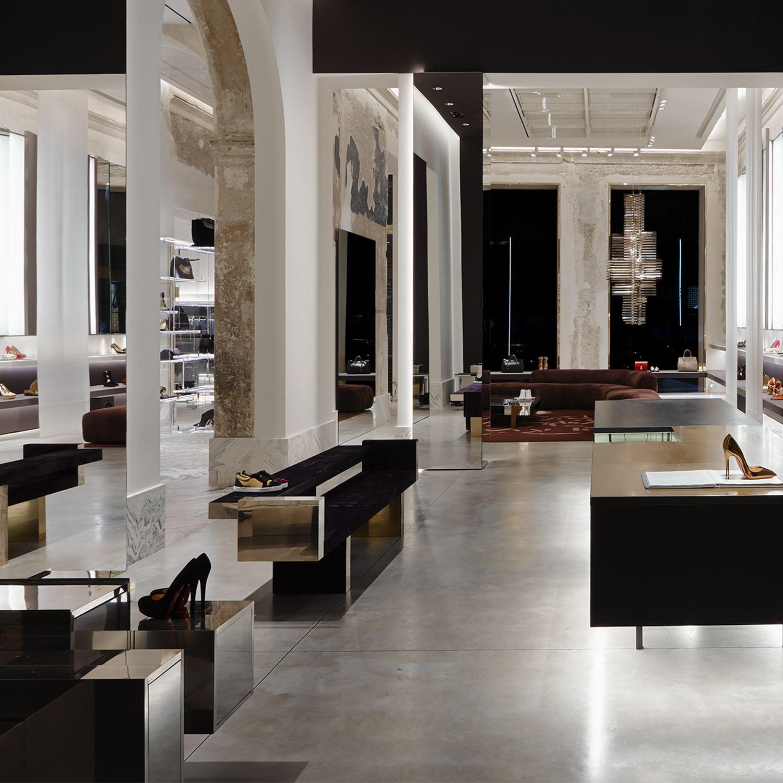 Antonia milano design by vincenzo de cotiis interior for Milano design shop