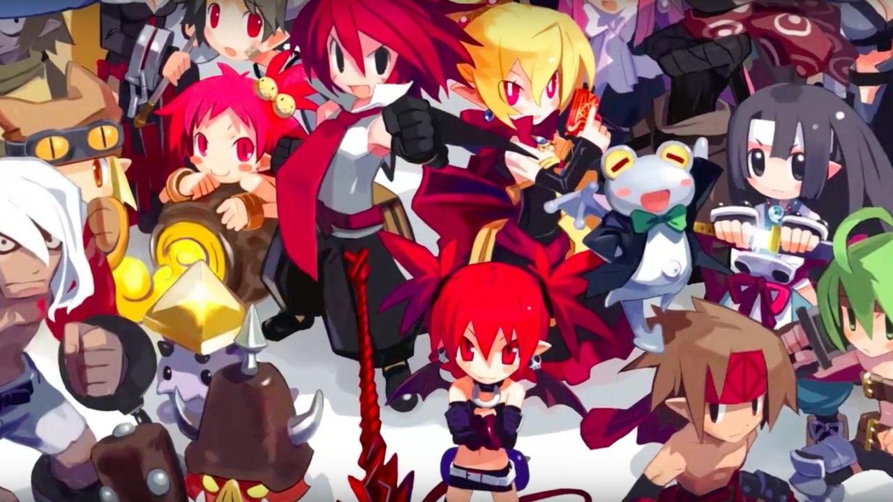Disgaea 2 PC Official Trailer NIS America is bringing the