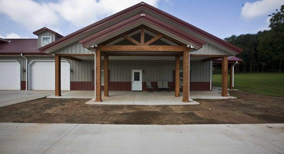 Morton Buildings Hobby Building In Norman Oklahoma