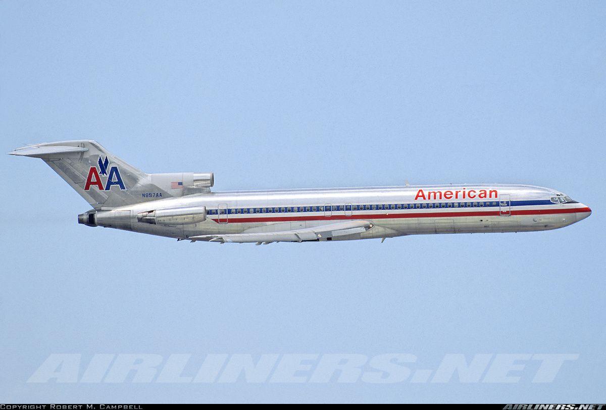 american airlines boeing 727 223 adv free comics health fitness rh pinterest com Boeing 797 Boeing 797