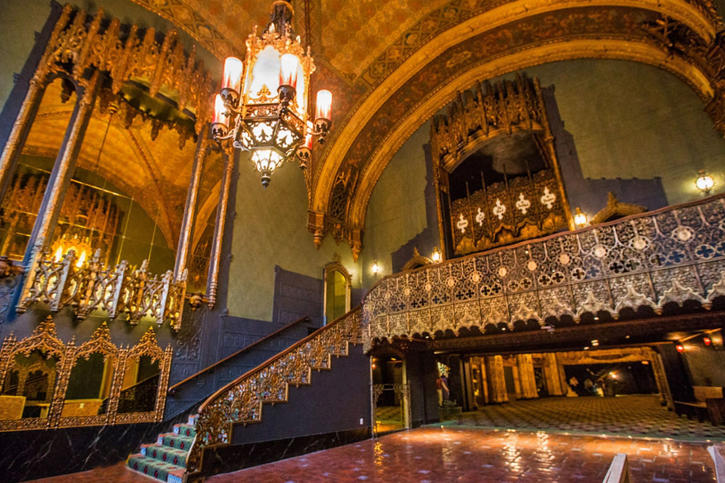 Inside the New Ace Hotel's Dazzling Old United Artists