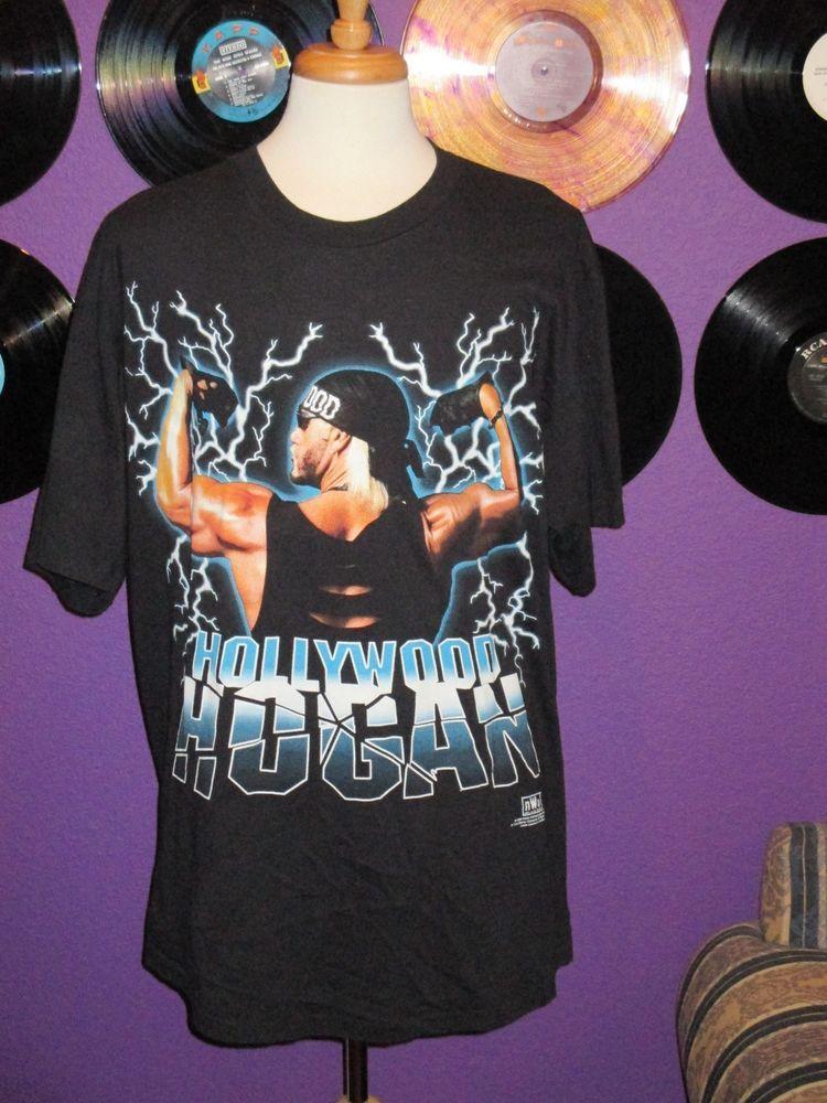 hulk hogan wcw t shirt