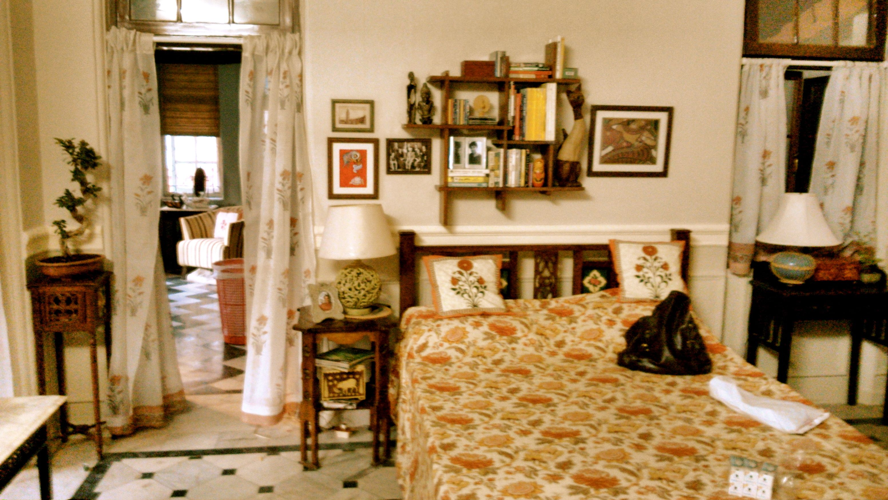 Indian Bedroom Traditional Middle Class Styled By Niyoti