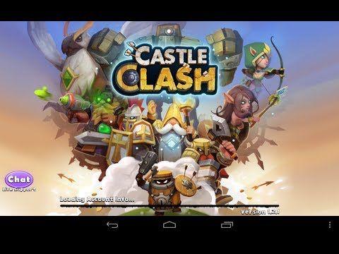 Tuto Castle Clash Fragments Rapidement Et En Illimités Castle Clash Castle Clash Hack Clash Games