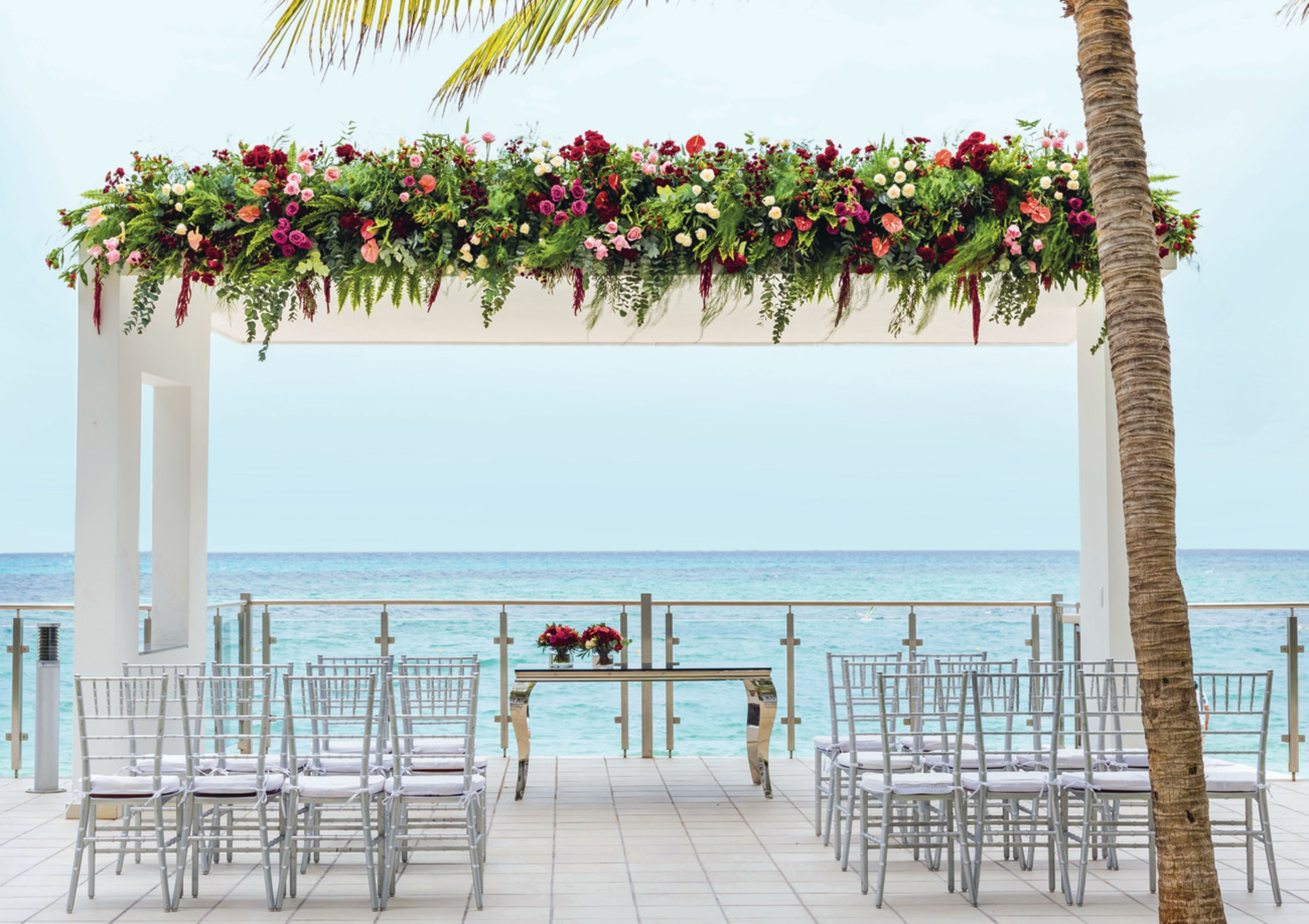 Riu cancun wedding packages mini bridal for Mexico wedding packages