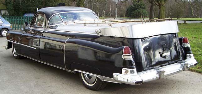 1953 Cadillac Superior Flower Car Hears Pinterest Cadillac