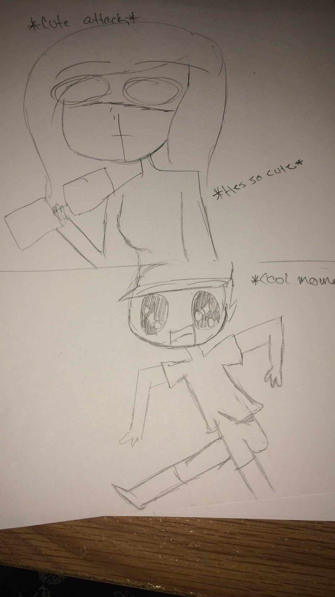 Me drawings!