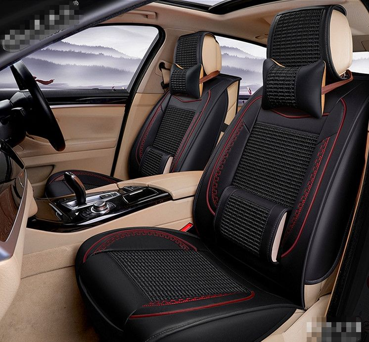 New Arrival Four Seasons Car Seat Covers For Ford Kuga 2017 Breathable Durable Seat Covers For Kuga 2016 2013 Free Shippin Car Seats Seat Covers Carseat Cover