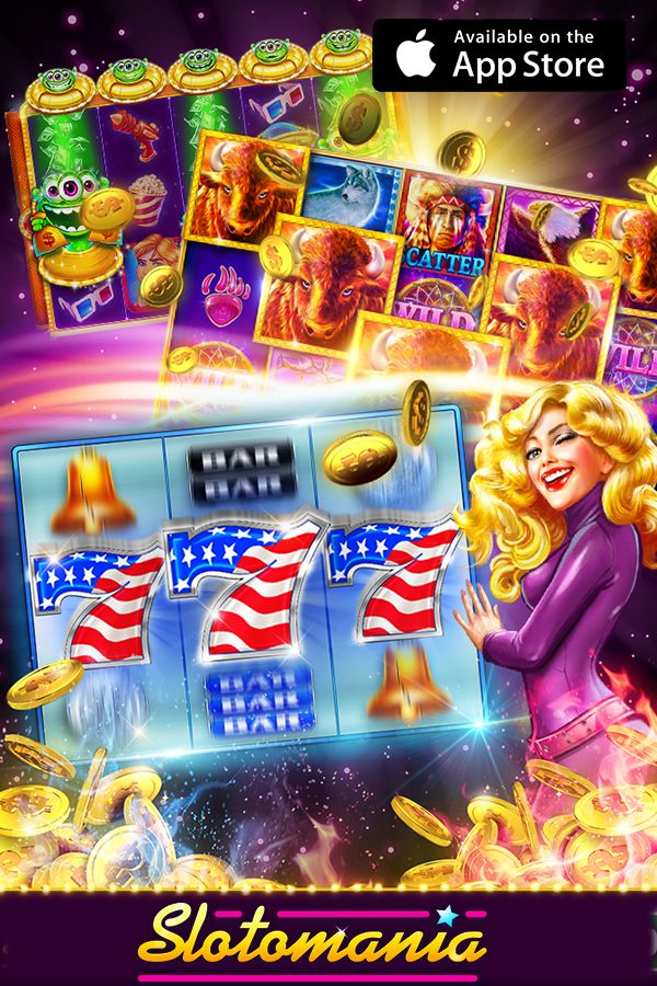 Install slotomania now! Play free slots, Slot, Games