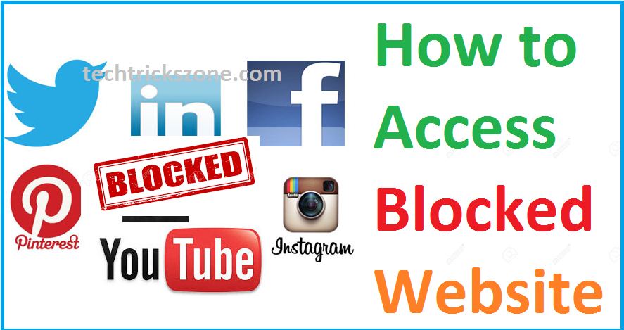 10 Best Proxy Site List to Access Block Website like YouTube
