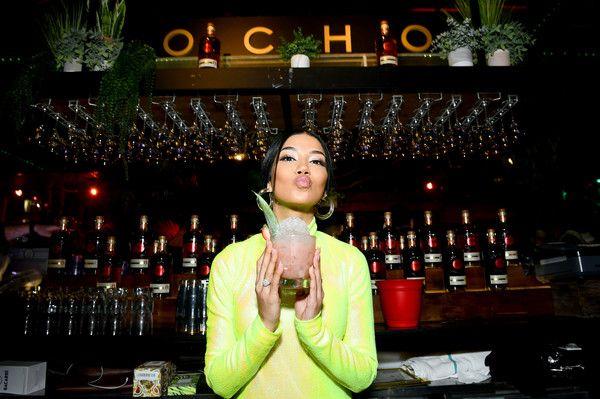 Jhene Aiko Photos Photos: BACARDI Presents Rum Room: New York With Jhene Aiko