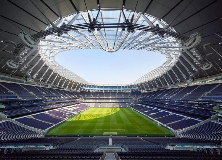 Gallery Of Tottenham Hotspur Stadium Populous 4 Tottenham Hotspur Tottenham New Football Stadiums