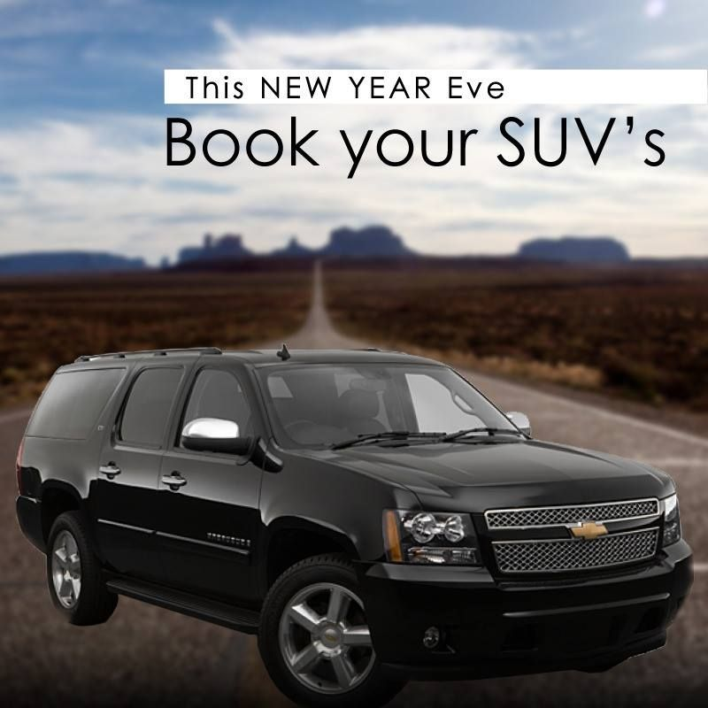 Hurry Up! Book your rides for New Year Now! We have only a