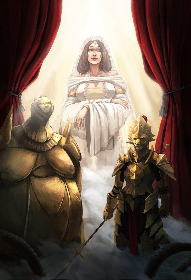 Gwynevere, Princess of Sunlight   Dark souls characters