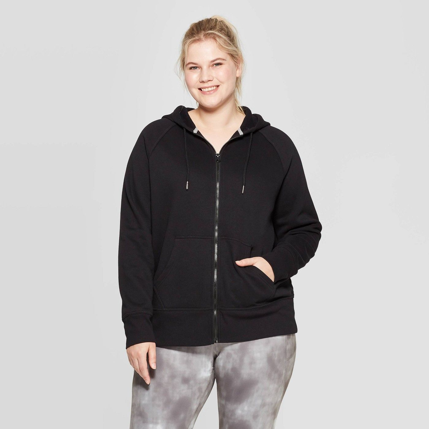 Women's Plus Size Authentic Fleece Sweatshirt Full Zip - C9 Champion? #Affiliate... 8