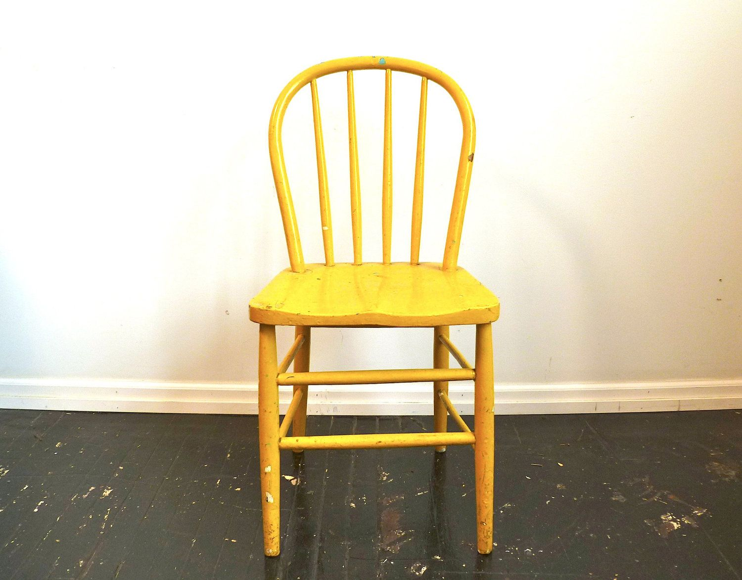 Sunshine Yellow a hot color Paint my Chair Pinterest Chair