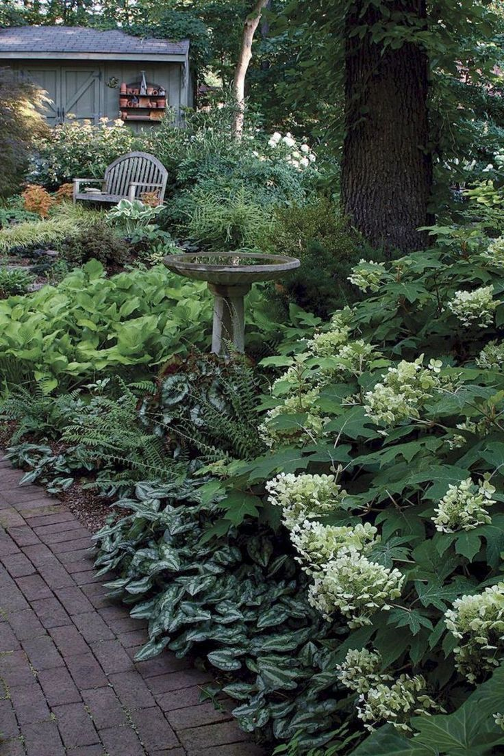 24 Gorgeous Side Yard Garden Design Ideas For Beautiful Home Side Inspiration - Garden Ideas #sideyards