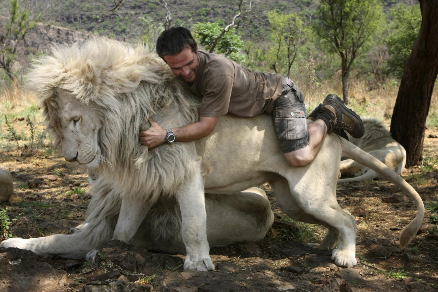 Секс с дикими зверями 11 фотография