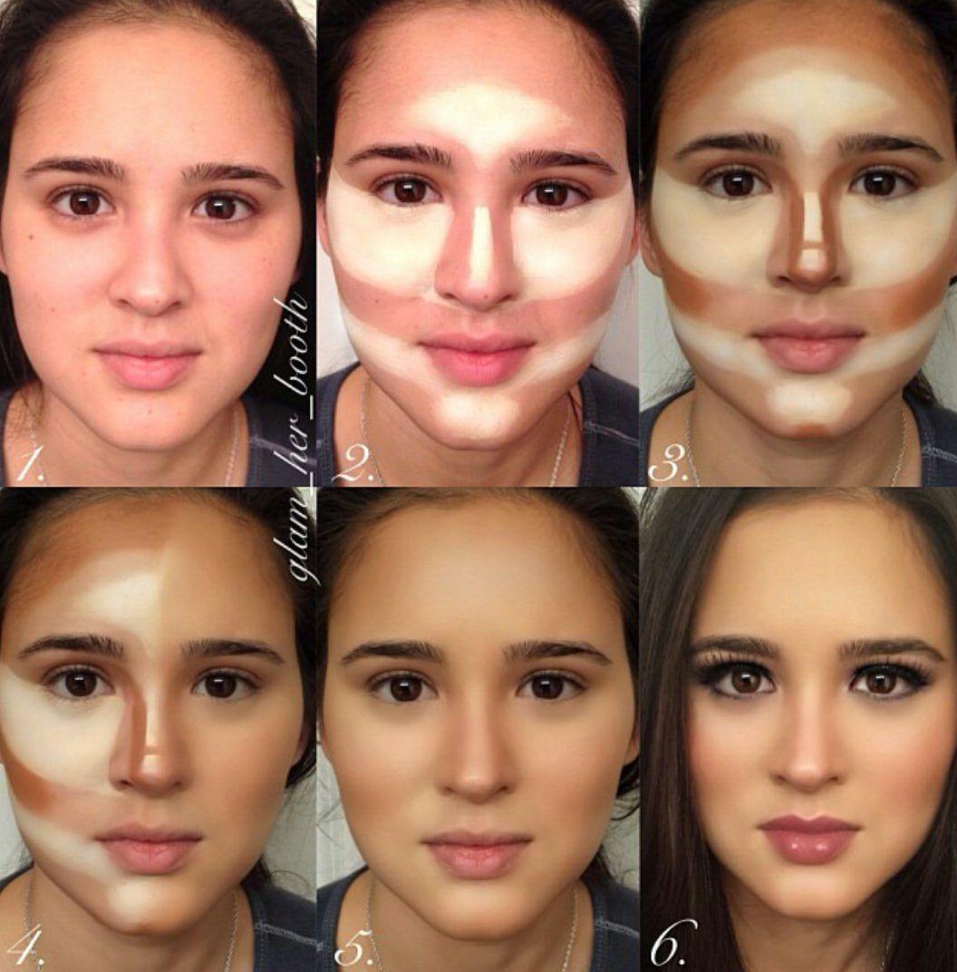 How to contour like a pro  Contour makeup, Skin makeup, Makeup tips