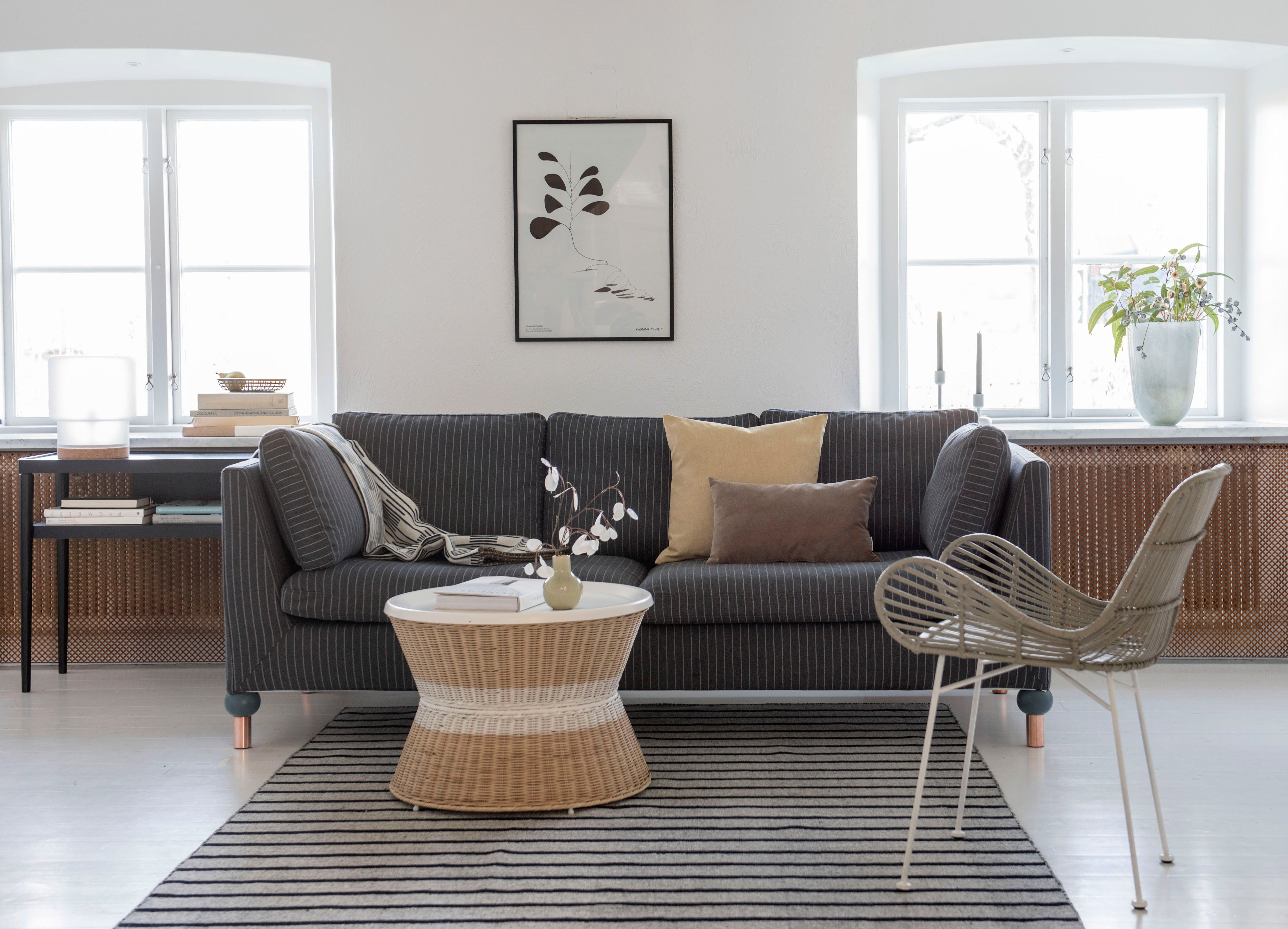 Stockholm Sofa cover 3 seater