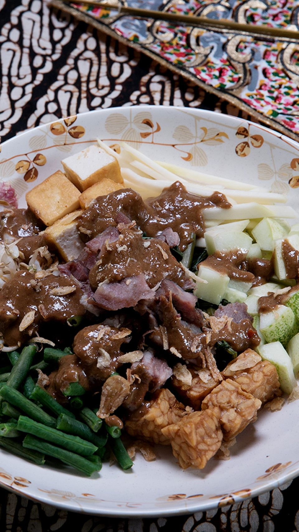 Rujak Cingur Resep Di 2019 Beef Daging Indonesian Food