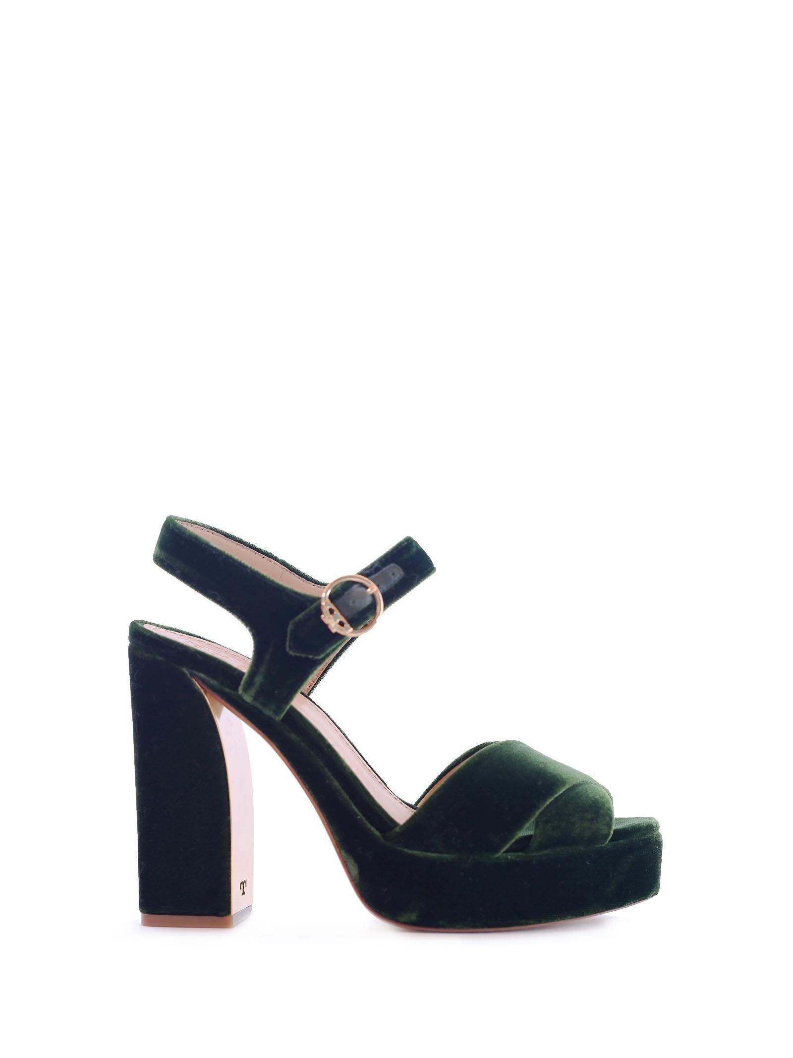 661ee794871 TORY BURCH LORETTA PLATFORM SANDAL.  toryburch  shoes