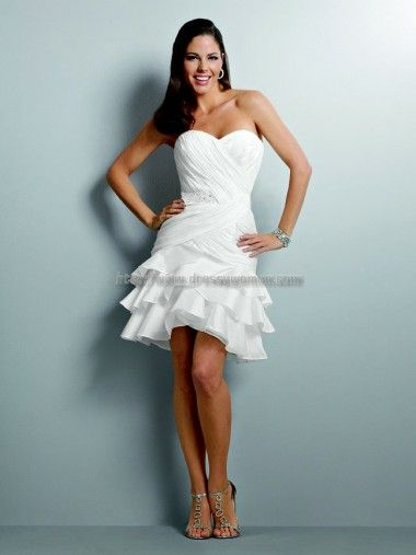 Mermaid/Trumpet Sweetheart Elegant Style Satin Wedding Dresses SAWD ...