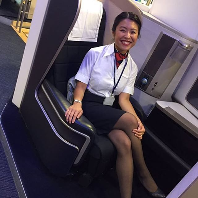 British Airways Flight Attendant Sample Resume Hot Flight Attendant  Hot Flight Attendants  Pinterest  British .