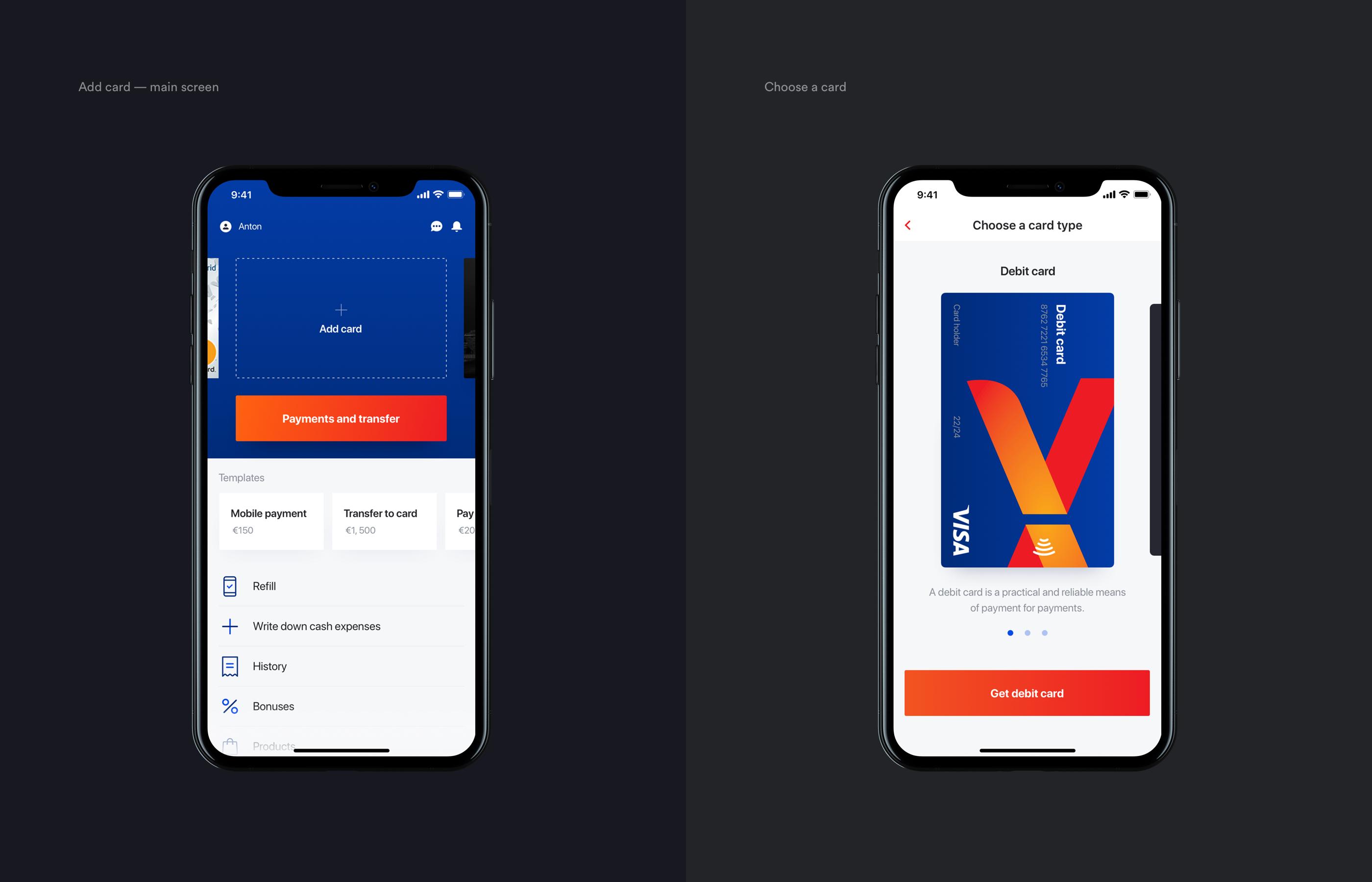 UBI Banca. Mobile Banking App on Behance App, Jobs apps